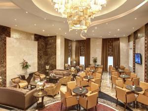 مطعم أو مكان آخر لتناول الطعام في فندق إيلاف كندة