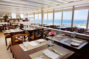 Restaurace v ubytování Rio Othon Palace
