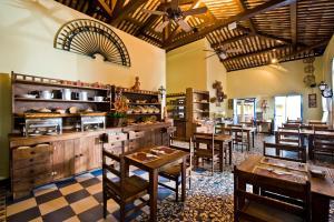 Um restaurante ou outro lugar para comer em Sauipe Pousadas - All Inclusive