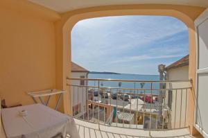 Balkon ili terasa u objektu Apartments Tomato 1