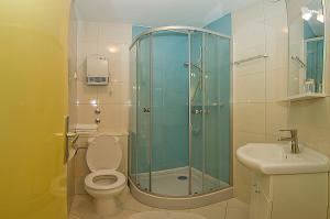 Kupaonica u objektu Apartments Tomato 1