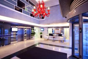 The lobby or reception area at Limak Ambassadore Hotel