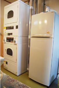 A kitchen or kitchenette at Mimatsuso