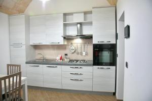 Cucina o angolo cottura di L'Angolo del Salento