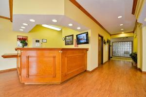The lobby or reception area at Motel 6-Dallas, TX - North - Richardson