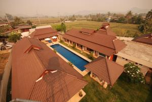 A bird's-eye view of Lanna Thai Villa Home Stay