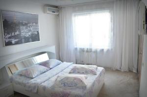 Кровать или кровати в номере Hotel California
