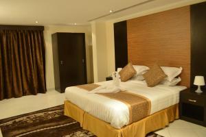 Cama ou camas em um quarto em Art Suite