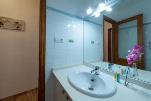 Un baño de Apartamentos Vacacionales Las Palmas Urban Center