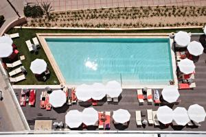 A view of the pool at Son Moll Sentits Spa - Adults Only or nearby