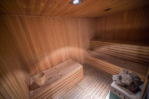 Spa and/or other wellness facilities at Hotel Patagonia