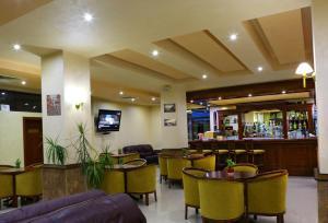 Фоайе или бар в Хотел Спа Терма