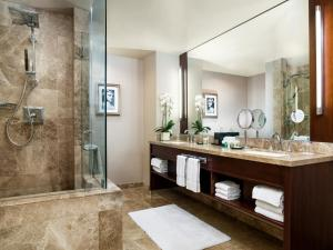 A bathroom at The Westin St. Francis San Francisco on Union Square