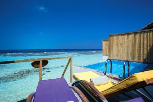 The swimming pool at or near OBLU NATURE Helengeli-All-Inclusive with free Transfers