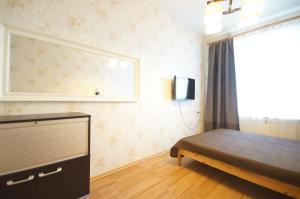 Кровать или кровати в номере Самый центр - Малая Морская 6 - СуткиСпб - Две комнатны