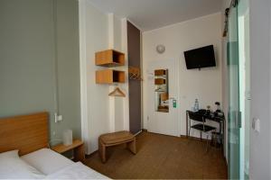 TV/Unterhaltungsangebot in der Unterkunft Hotel Johann