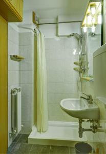 Koupelna v ubytování Appartamenti Fabrizio