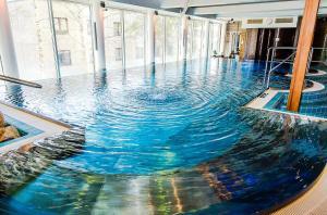 The swimming pool at or close to Hotel Haikko Manor & Spa