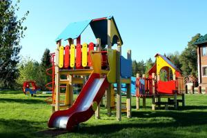 Детская игровая зона в Резиденция «Комела»