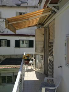 Balcone o terrazza di Casa Fortuna