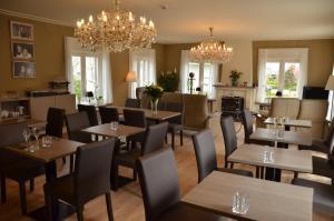 Restaurant ou autre lieu de restauration dans l'établissement B&B Amylia