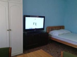 Телевизор и/или развлекательный центр в Apartments Chervonnogo Kazachestva