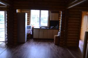 Кухня или мини-кухня в Daiwa-Fish Inn