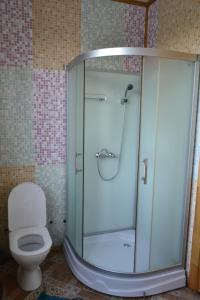 Ванная комната в Daiwa-Fish Inn