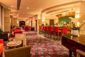 Restaurant ou autre lieu de restauration dans l'établissement Maritim Antonine Hotel & Spa