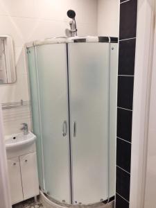 Ванная комната в Апартаменты над Озером
