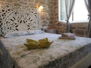 Cama o camas de una habitación en Apartments Jasmina