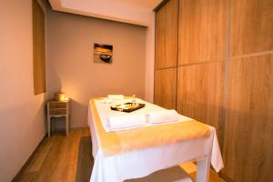 Spa and/or other wellness facilities at Aquila Atlantis Hotel
