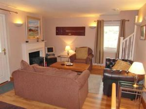 A seating area at Bramble Cottage 1, 2 & 3