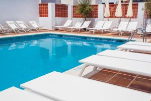 The swimming pool at or near Can Beia Hostal Boutique