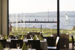A restaurant or other place to eat at Vital Hotel Nautis