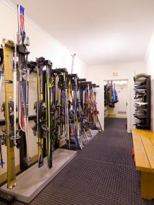 The fitness center and/or fitness facilities at Ajax Ski Club