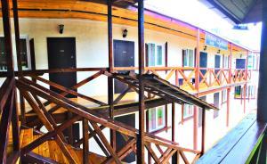 Патио или другая зона на открытом воздухе в Guama Guest House