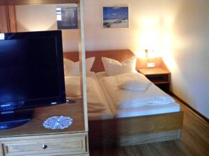Ein Zimmer in der Unterkunft Strandburg Juist - Apartment 301 (Ref. 50969)