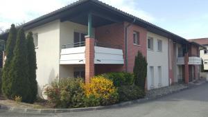 The facade or entrance of Cite Espace Apartment