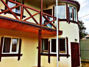 Балкон или терраса в Guama Guest House