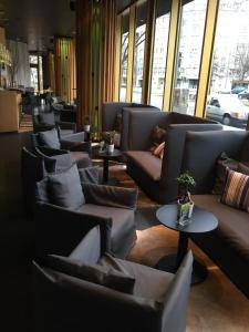 A restaurant or other place to eat at Axel Hotel Berlin-Adults Only