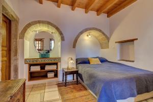 Hébergement de l'établissement Malvasia Traditional Hotel