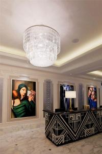 The lobby or reception area at Metropolo Classiq, Shanghai, Bund Circle