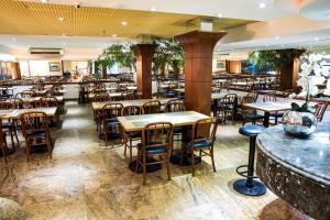 Restaurant ou autre lieu de restauration dans l'établissement Atlantis Copacabana Hotel