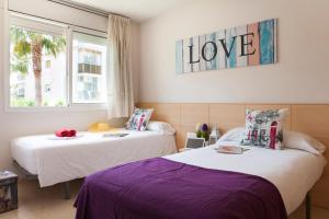 A room at Velor Apartamentos Turísticos