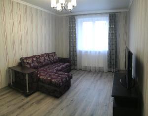 Лаундж или бар в Apartment Okruzhnaya 3