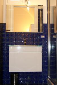 A bathroom at Villa Minuta