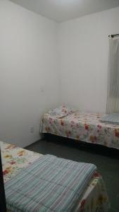 Cama ou camas em um quarto em Hostel 3MD