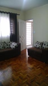 Uma área de estar em Hostel 3MD
