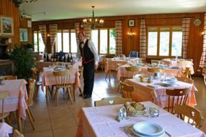 Ресторан / где поесть в Hotel Alpe Fleurie
